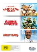 Aliens in the Attic / Fantastic Mr. Fox / Meet Dave