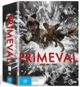 Primeval: Series 1 - 3