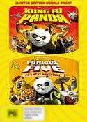 Kung Fu Panda / Kung Fu Panda: Secrets of the Furious Five