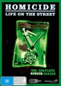 Homicide: Life on the Street - The Complete Series 4