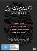 Agatha Christie: Mysteries (Didn't They Ask Evans?/Sparkling Cyanide/The Pale Horse/The Seven Dials Mystery) (4 Discs)