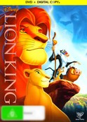 The Lion King (DVD/DC)