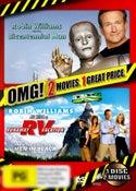 Bicentennial Man / RV: Runaway Vacation (Robin Williams) (OMG Pack)