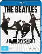 The Beatles: A Hard Day's Night (Blu-ray/DVD) (4K)