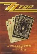 ZZ Top - Double Down Live: 1980  / 2008 (2 Disc Set) (DTS)