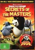 Kung Fu Panda: Secrets of the Furious Five / Kung Fu Panda: Secrets of the Masters
