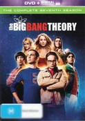 The Big Bang Theory: Season 7 (DVD/UV)