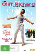 Cliff Richard Movie Collection (Summer Holiday / The Young Ones / Wonderful Life)