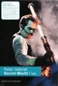 Peter Gabriel: Secret World