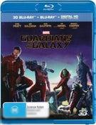 Guardians of the Galaxy (3D Blu-ray / Blu-ray / Digital Copy)