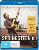 Bruce Springsteen: Springsteen and I
