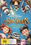 The Boxtrolls (DVD Rental)