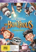 The Boxtrolls (DVD/UV)