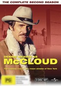 McCloud: Season 2