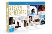 Steven Spielberg: Director's Collection (Duel/The Sugarland Express/Jaws/1941/ET The Extra-Terrestrial/Always/Jurassic Park/Lost World: Jurassic Park)