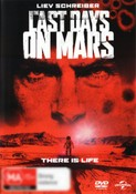 The Last Days on Mars