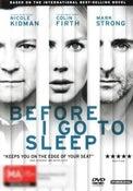Before I Go To Sleep (DVD Rental)