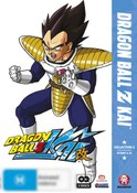 Dragon Ball Z Kai Collection 2