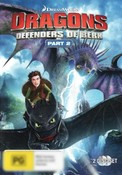 Dragons: Defenders of Berk - Part 2
