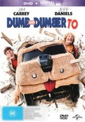 Dumb And Dumber To (DVD/UV)