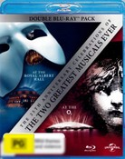Les Miserables (2010) (25th Anniversary Concert at the O2) / Phantom of the Opera (2011) (25th Anniversary Concert at the Royal Albert Hall)