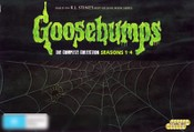Goosebumps: The Complete Collection (Seasons 1 - 4)