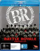 Battle Royale (Blu-ray/DVD)