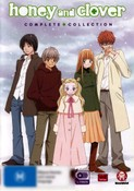 Honey and Clover: Complete Collection