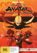 Avatar The Last Airbender: Book 3 Fire - Volume 2