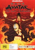 Avatar The Last Airbender: Book 3 Fire - Volume 3