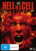WWE - HELL IN A CELL 2011 (DVD)