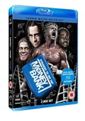 WWE -STRAIGHT TO THE TOP MONEY IN THE BANK BLU-RAY