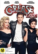 GREASE LIVE! (DVD)