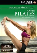 MICHELLE MERRIFIELD - POWER PILATES ADVANCED (DVD)