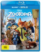 Zootopia (Blu-ray/Digital Copy)