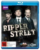 Ripper Street Series 1 BLURAY!!!!!