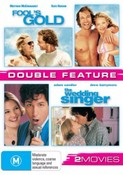 FOOL'S GOLD / THE WEDDING SINGER (2DVD)