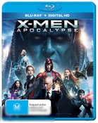 X-Men: Apocalypse (Blu-ray/DHD)