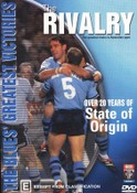 NRL - THE RIVALRY: THE BLUES GREATEST VICTORIES (DVD)