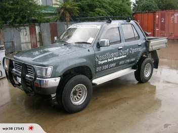 TOYOTA SURF AND HILUX PARTS
