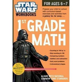 1st Grade Math Workman Publishing NEW