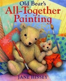 Old Bear's All-Together Painting