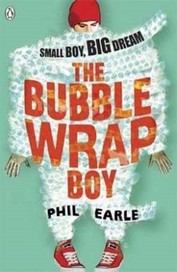 The Bubble Wrap Boy