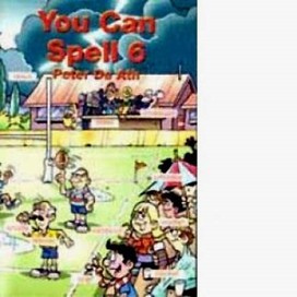 You Can Spell Book 6