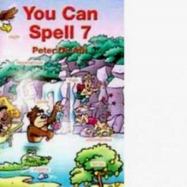 You Can Spell Book 7