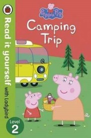 Peppa Pig: Camping Trip - Read it Yourself with La