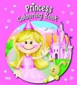Princess Colouring Book