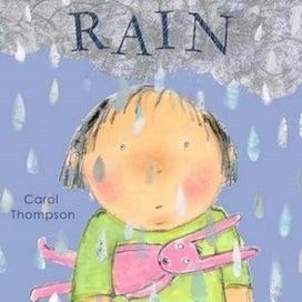 Rain (Whatever the Weather) [Board book]