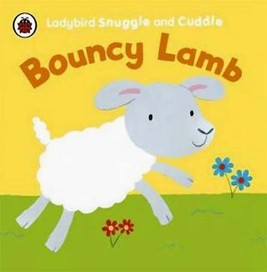 Bouncy Lamb: Ladybird Snuggle and Cuddle Cloth Boo