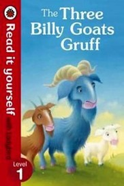 The Three Billy Goats Gruff - Read it Yourself wit